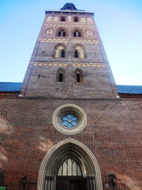 Поездка в Ригу. Домский собор