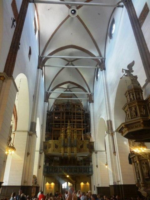 Поездка в Ригу. Орган Домского собора
