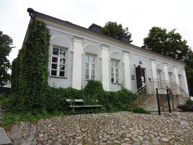 Финляндия. Лаппеенранта. Музей кавалерии