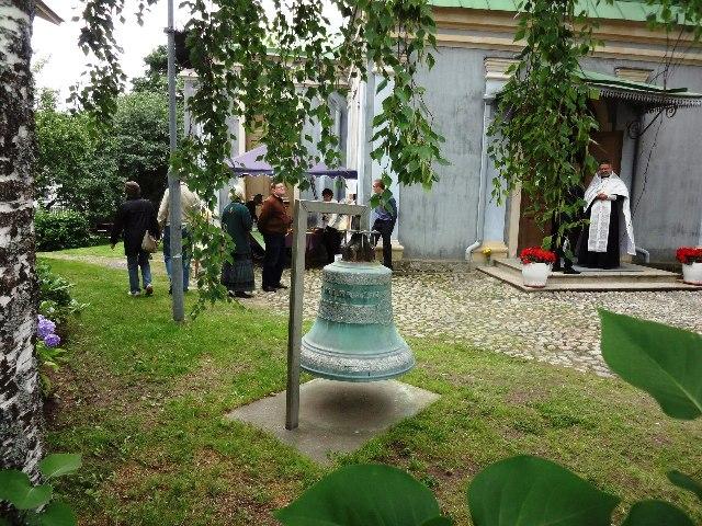 Финляндия. Лаппеенранта. Церковь Покрова Пресвятой Богородицы