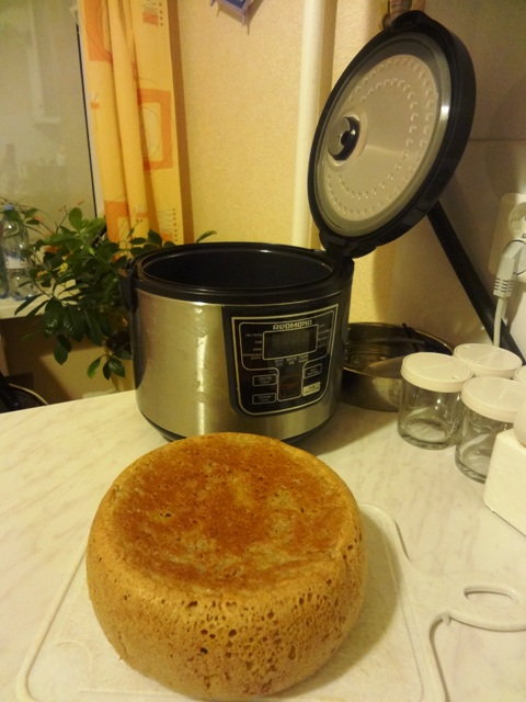 Домашний хлеб в мультиварке_2