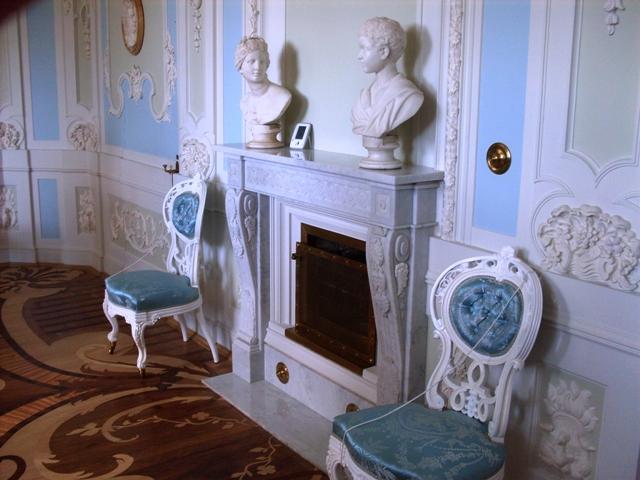 Большой Гатчинский дворец. Интерьеры_4