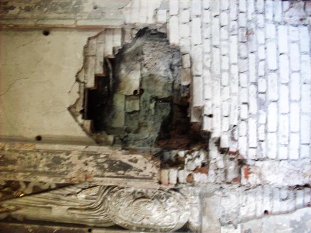Большой Гатчинский дворец. Реставрация