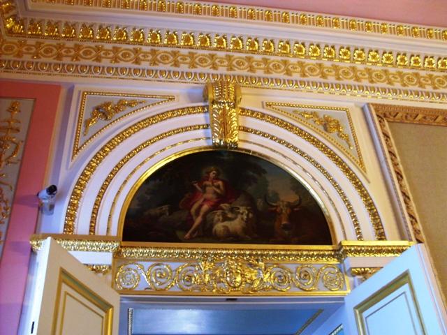 Большой Гатчинский дворец. Интерьеры_2
