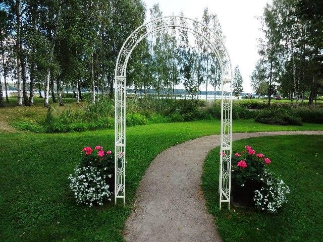 Финляндия. Вилла Хайкко_6