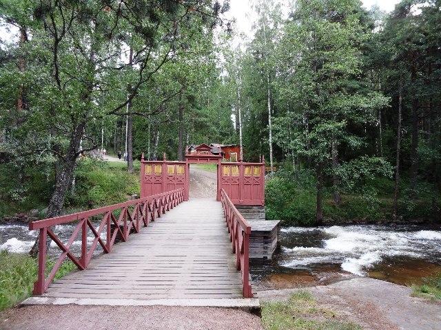 Финляндия. Лангинкоски_1