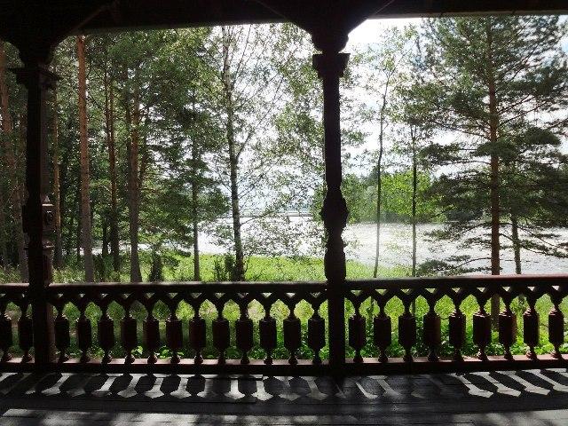Финляндия. Лангинкоски_5