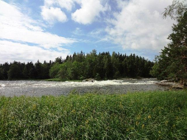 Финляндия. Лангинкоски_11