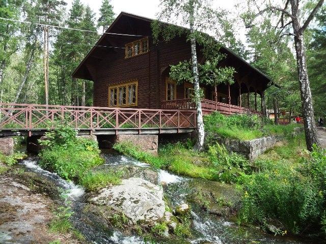 Финляндия. Лангинкоски_3