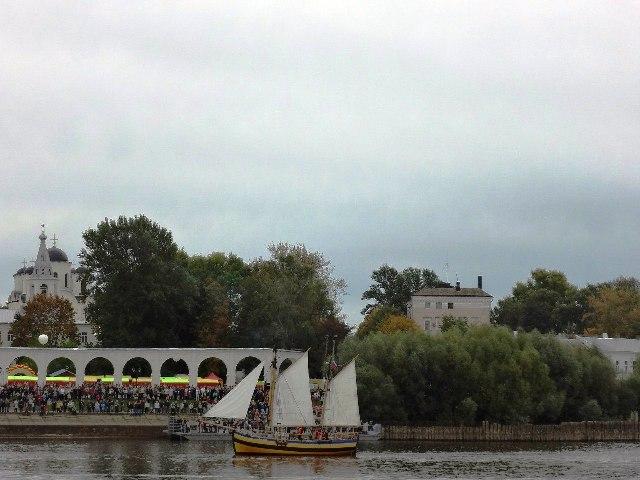 Великий Новгород. Ярославово дворище