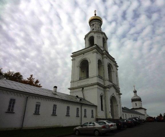 Великий Новгород. Свято-Юрьев монастырь_1