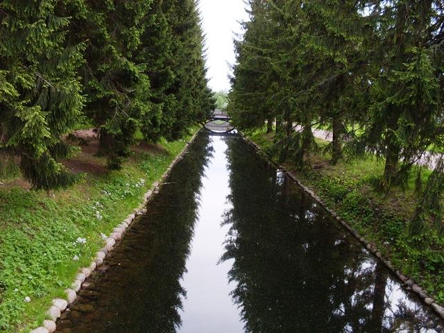 Екатерининский парк в Пушкине_4
