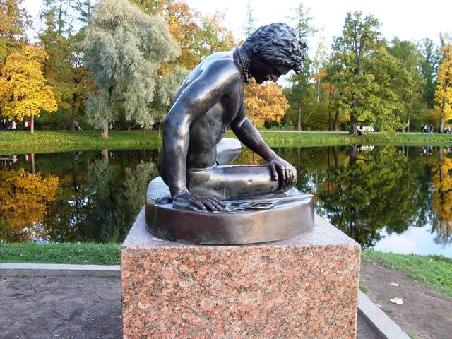 """Екатерининский парк в Пушкине. Павильон """"Грот""""_1"""