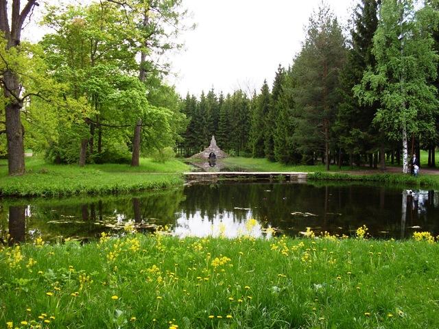 Екатерининский парк в Пушкине_3