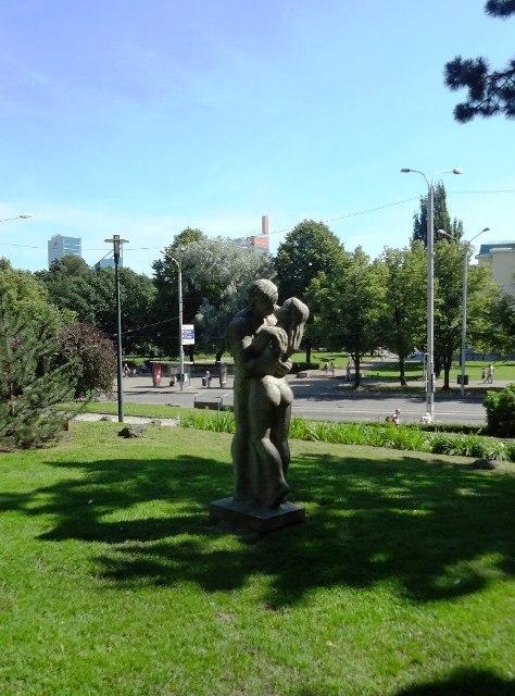 Эстония. Таллин. Скульптура