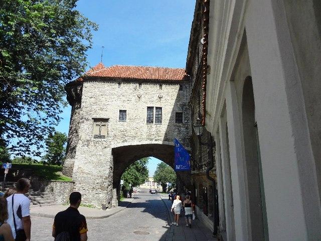Эстония. Таллин. Морские ворота