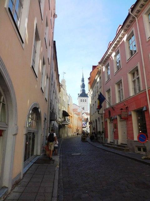 Эстония. Таллин. Улочки Старого города_1