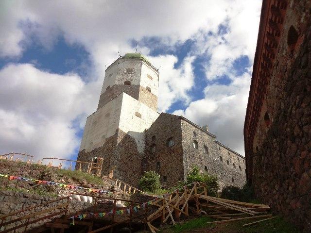 Выборг. Башня святого Олафа_1