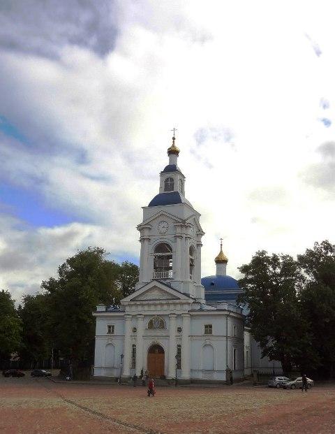 Выборг. Православный храм