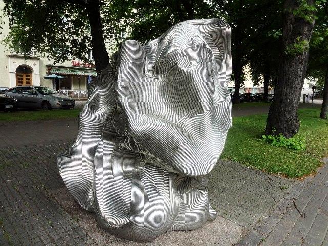 Финляндия. Котка. Скульптуры_2