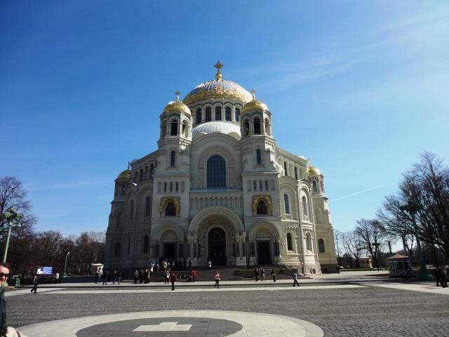 Экскурсия в Кронштадт_16