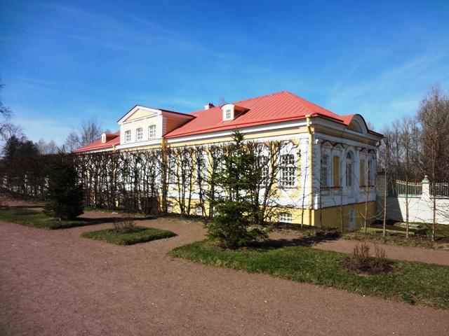 Ораниенбаум. Картинный дом
