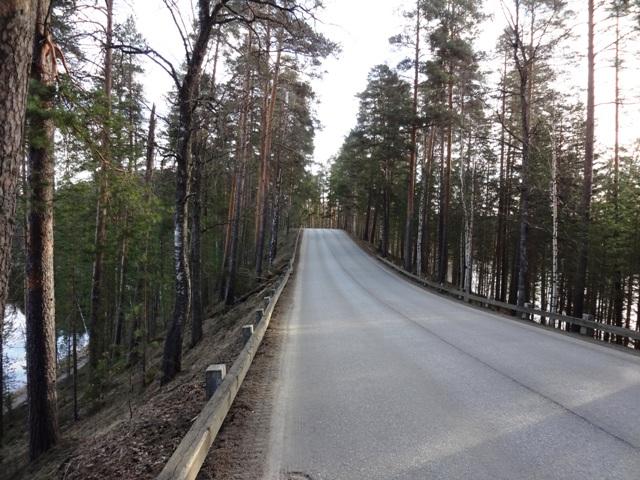 Финляндия. Пункахарью