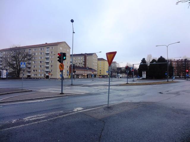 Финляндия. Тампере
