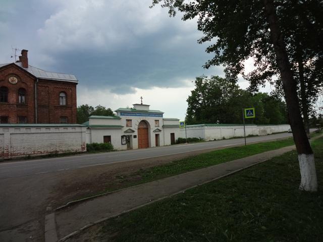 Староладожский Успенский монастырь