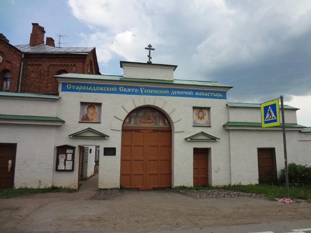 Староладожский Успенский монастырь_2