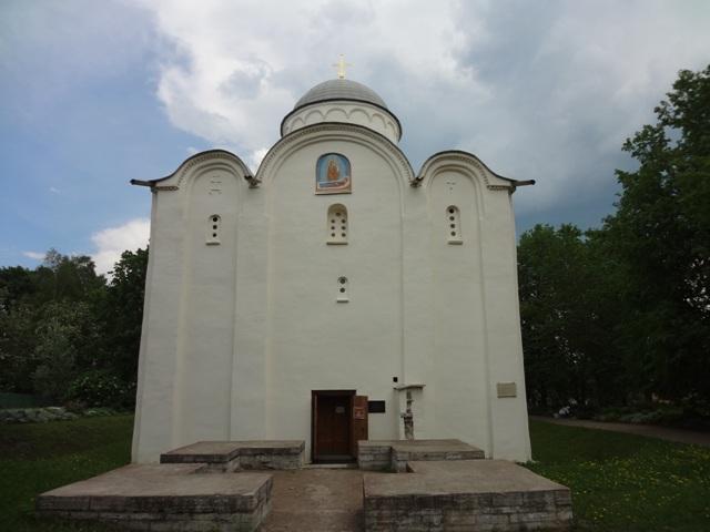 Староладожский Успенский монастырь_6