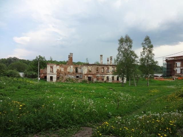 Староладожский Успенский монастырь_3