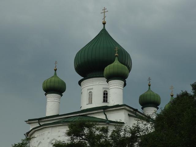 Старая Ладога. Церковь Иоанна Предтечи_7