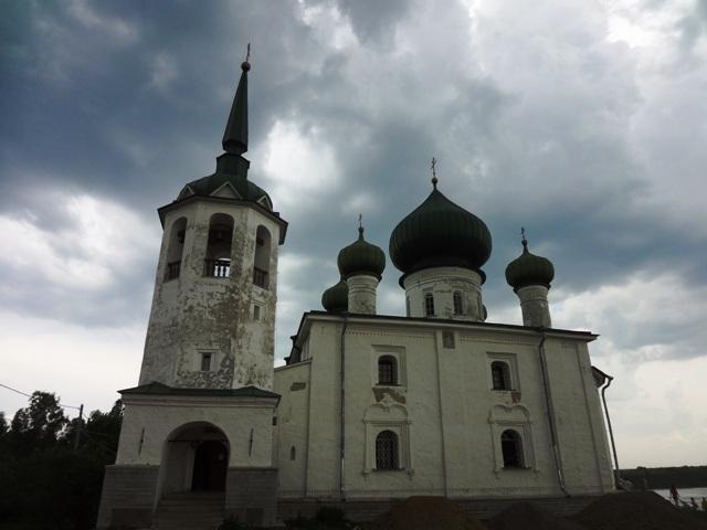 Старая Ладога. Церковь Иоанна Предтечи