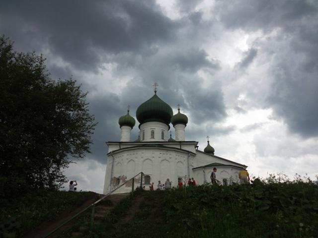 Старая Ладога. Церковь Иоанна Предтечи_6