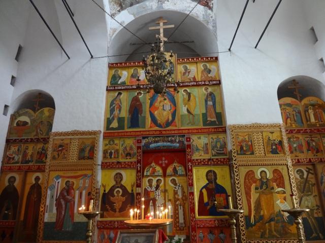 Старая Ладога. Церковь Иоанна Предтечи_4