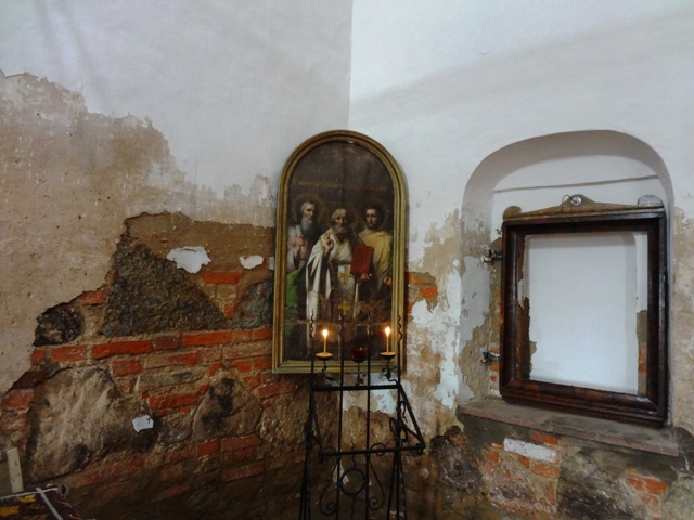 Старая Ладога. Церковь Иоанна Предтечи_5