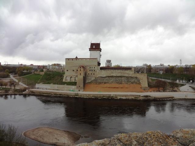 Крепость Нарвы