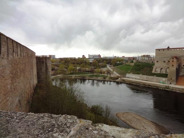 Ивангород. Крепость_8