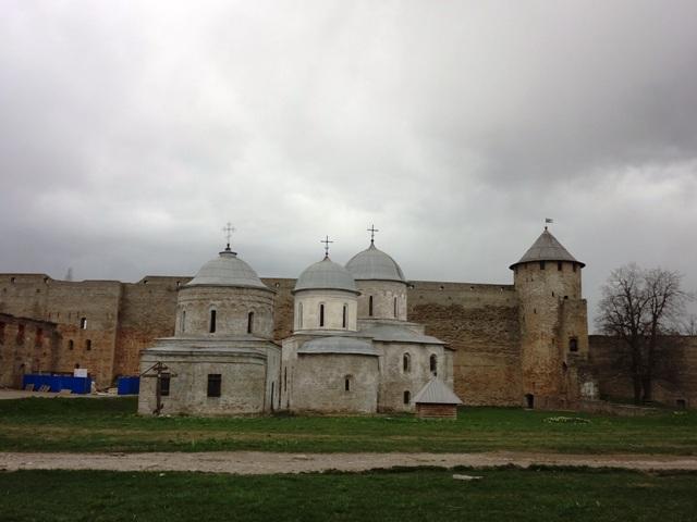 Ивангород. Крепость_5