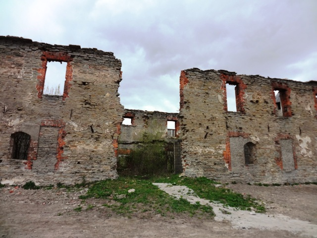 Ивангород. Крепость_6