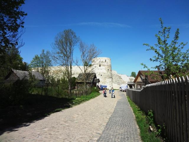 Крепость в Изборске_2