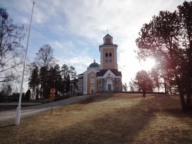 Финляндия. Керимяки