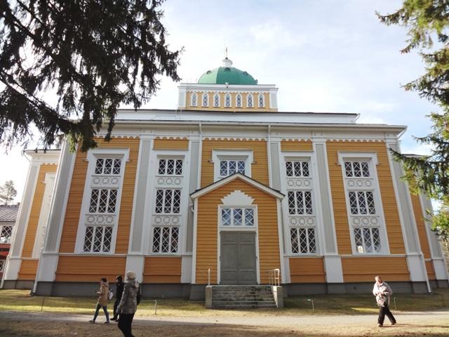 Финляндия. Керимяки_3