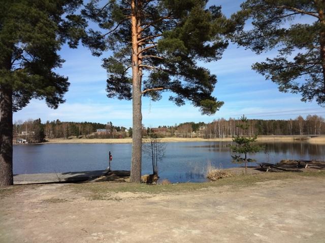 Финляндия. Париккала.Laatokan portti_5