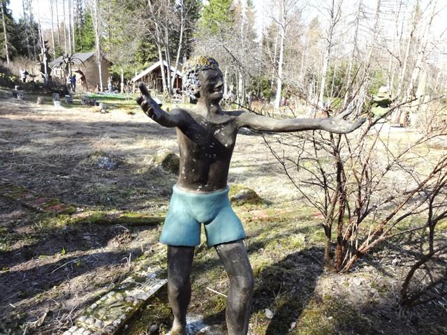 Финляндия. Париккала. Мистический лес Patsaspuisto_21