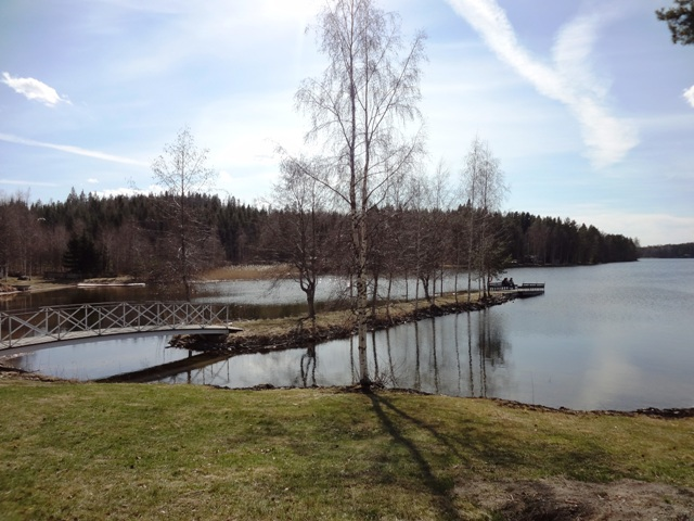 Финляндия. Париккала.Laatokan portti_4