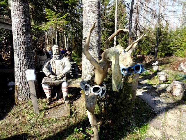 Финляндия. Париккала. Мистический лес Patsaspuisto_37