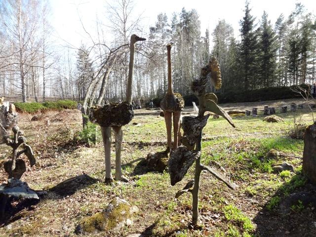 Финляндия. Париккала. Мистический лес Patsaspuisto_38