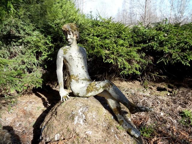 Финляндия. Париккала. Мистический лес Patsaspuisto_47
